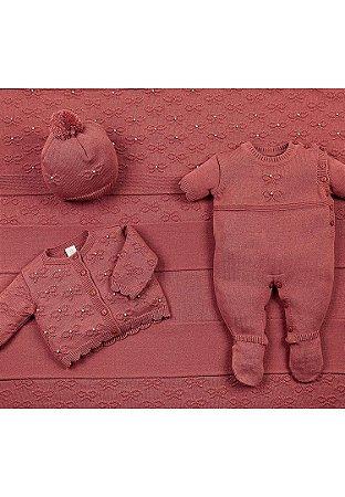 Conjunto Saída de Maternidade Tijolo 20000