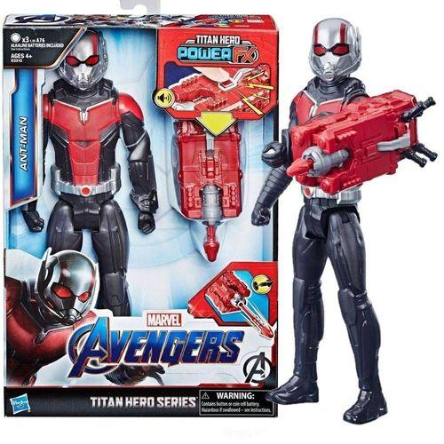 Boneco Marvel Avengers Titan Hero Homem-Formiga