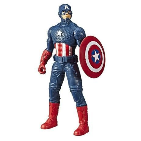 Boneco Avengers Olympus Capitão America Hasbro - E5579