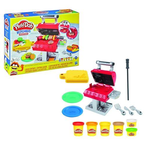 Massinha Play-Doh Dia De Churrasco - F0652 Hasbro