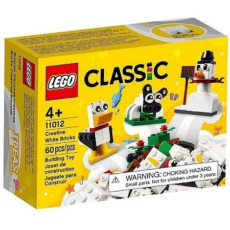 LEGO Classic Blocos Brancos Criativos