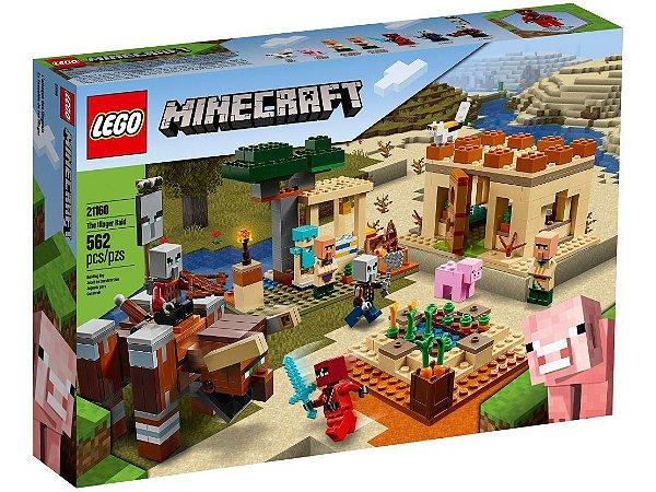 LEGO Minecraft O Ataque de Illager