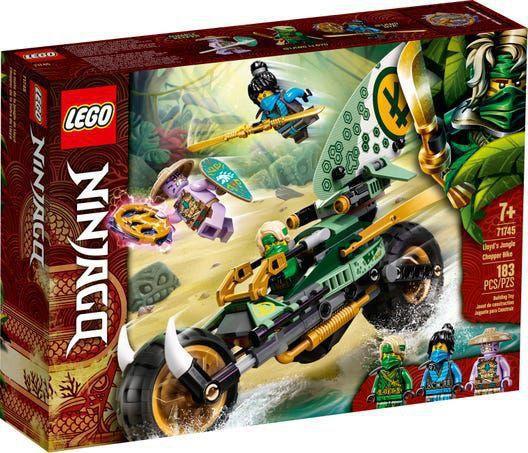 LEGO Ninjago Chopper da Selva de Lloyd