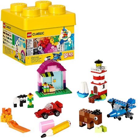 LEGO Classic Peças Criativas