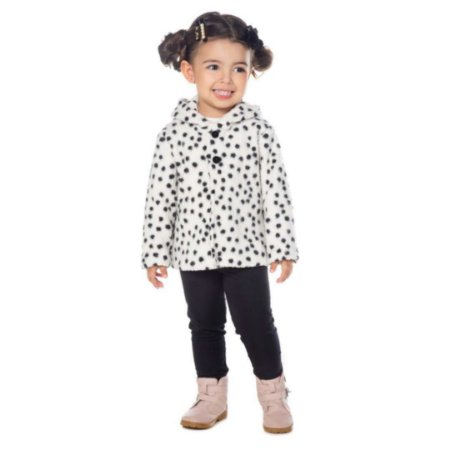 Casaco Infantil com Capuz Unifloc 23882 - Have Fun