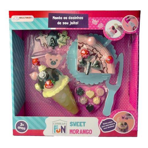 Creative Fun Sweet Morango - BR1231