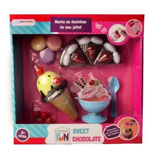 Creative Fun Sweet Chocolate - BR1232