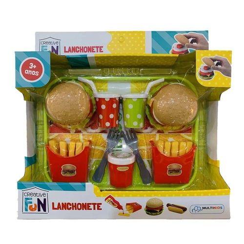 Creative Fun Lanchonete - BR1234