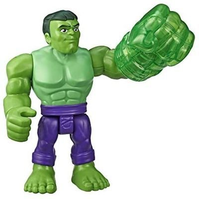 Boneco Hulk Super Hero Adventures - Hasbro E6224