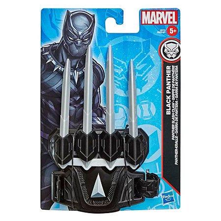 Marvel Acessório Avengers Pantera Negra - Hasbro F0522