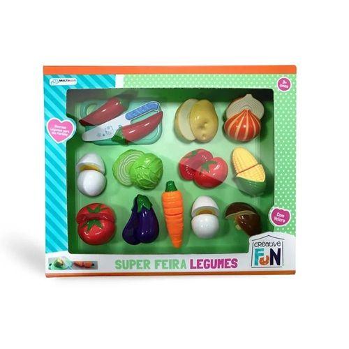 Creative Fun Super Feira Legumes - BR1110