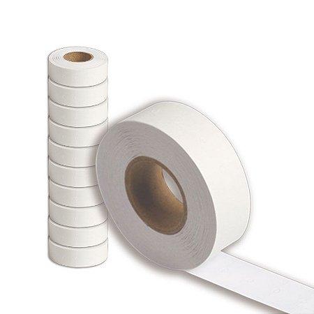 Etiqueta refil Etiquetadora Torres Biônica (18x12mm) - 10 rolos