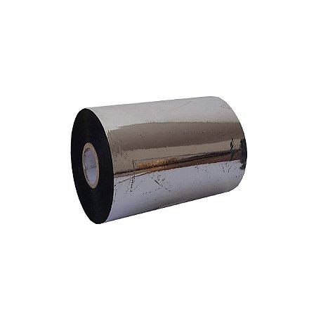 Ribbon Cera (wax) 110MM X 300M G42 PREMIUM OUT - TTR Mastercorp para impressora térmica industrial