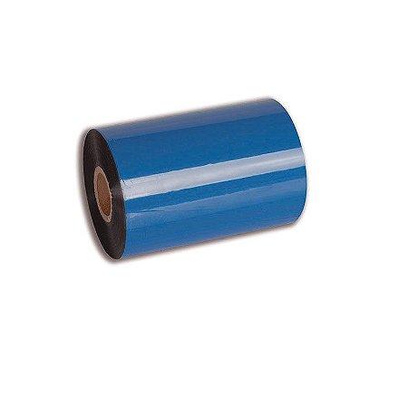 Ribbon Resina (resin) 110x300 para impressora térmica industrial