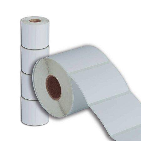Etiqueta 60x40mm Térmica adesiva para Balança Toledo Filizola Urano - 4 rolos