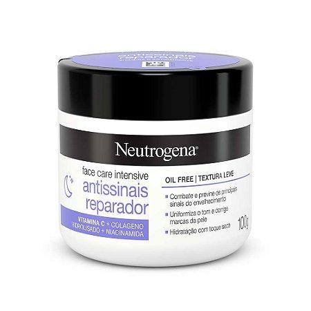 Neutrogena Face Care Intensive Antissinais Reparador