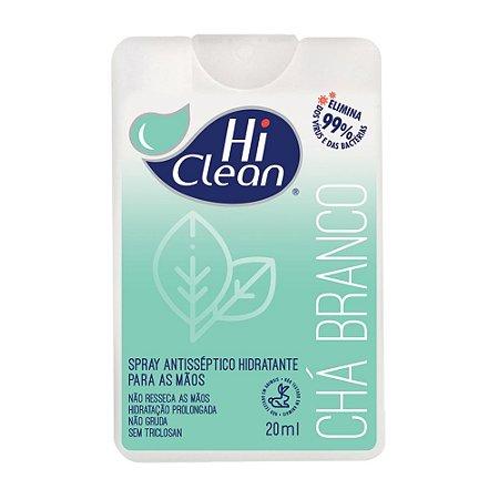 Hi Clean Spray Antisséptico Chá Branco 20ml