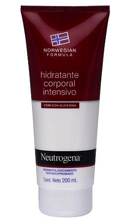 Neutrogena Norwegian Hidratante Corporal Intensivo - 200 ml