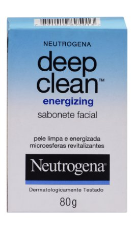 Neutrogena Deep Clean Sabonete Energizing - 80g