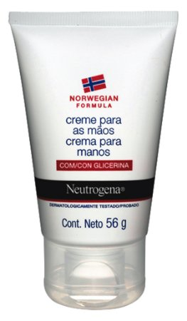 Neutrogena Norwegian Creme para Mãos - 56g