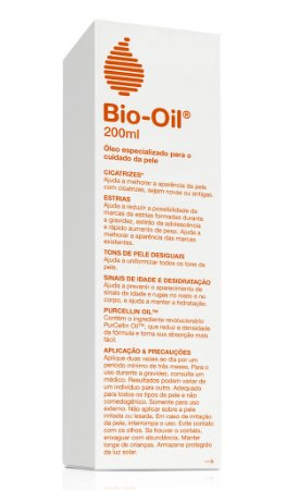 Bio-Oil Cicatrizante e Antiestrias 200ml
