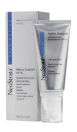 Neostrata Creme Antissinais  Skin Active Matrix Support FPS 30  50g