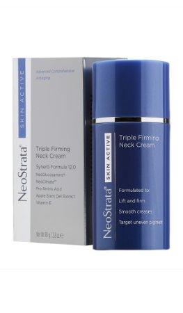 Neostrata Creme Antissinais Pescoço Triple Firming - 80g