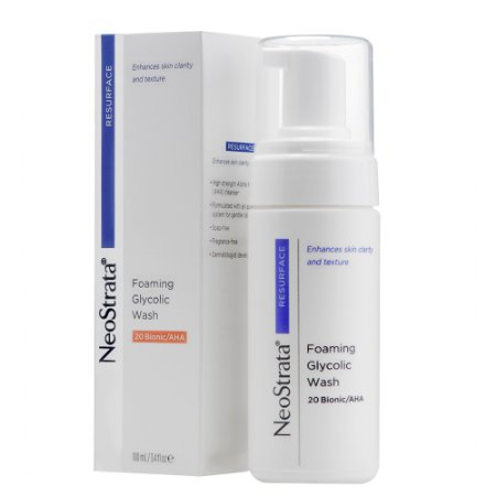 Neostrata Espuma de Limpeza Facial Resurface Foaming Glycolic Wash - 100ml