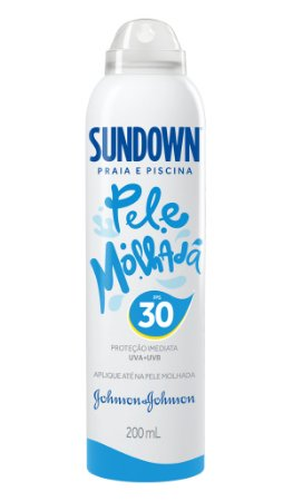 Sundown Spray Pele Molhada Protetor Solar - FPS30 200ml