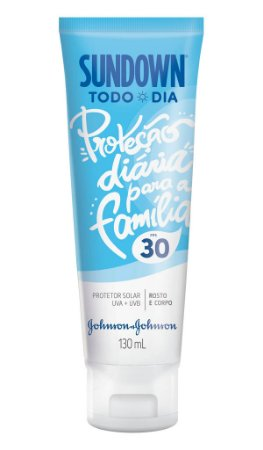 Sundown Todo Dia Protetor Solar - FPS 30 130ml