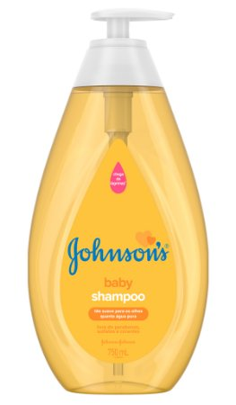 Johnson's Baby Shampoo Infantil 750 ml