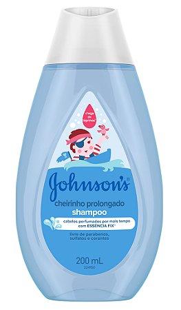 Johnson's Baby Shampoo Infantil Cheirinho Prolongado 200 ml