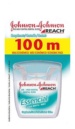 Fio Dental Reach Essencial  - 100 Metros