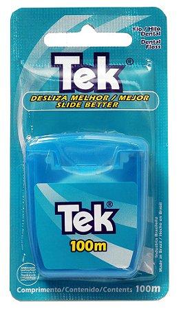 Fio Dental Tek - 100 Metros