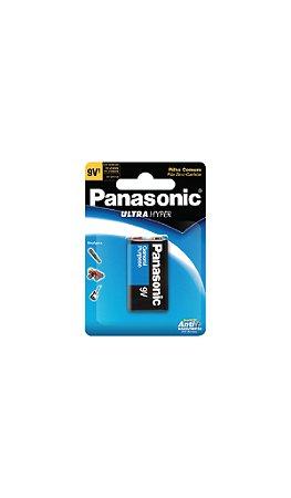 Panasonic Pilha Comum Bateria 9 Volts - 1 Unidade