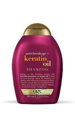 Shampoo Ogx Keratin Oil - 385mL