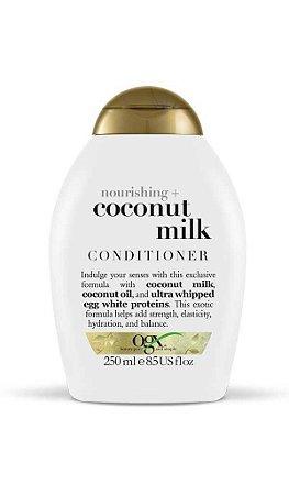 Condicionador Ogx Coconut Milk - 250mL
