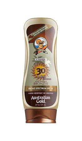 Australian Gold Kona Coffee Instant Bronzer FPS 30 - 237ml