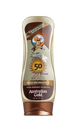 Australian Gold Kona Coffee Instant Bronzer FPS 50 - 237ml