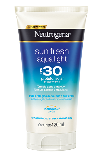 Sun Fresh Aqualight FPS 30 120ml