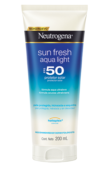 Sun Fresh Aqualight - FPS 50 200ml