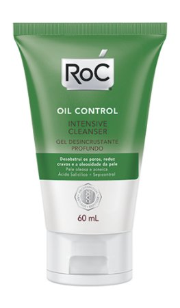 Roc Oil Control Intensive Cleanser - 60mL