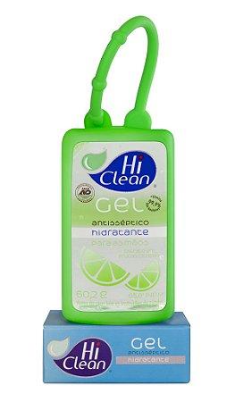 Álcool Gel Hi Clean Frutas Cítricas Com Capinha - 70ml