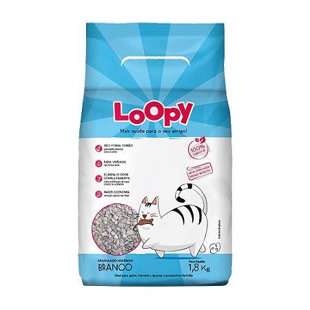 Granulado Higiênico Loopy 1,8kg
