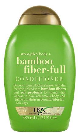 Condicionador Ogx Bamboo Fiber - 385mL