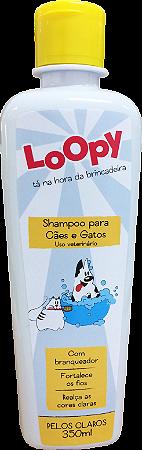 Loopy Shampoo Para Pelos Claros 350ml