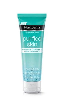 Neutrogena Esfoliante Facial  Purified Skin - 100g