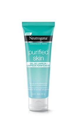 Neutrogena Gel de Limpeza Purified Skin - 80g
