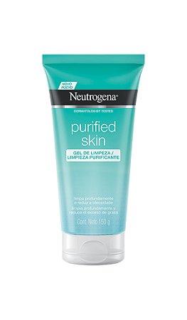 Neutrogena Gel de Limpeza Purified Skin - 150g