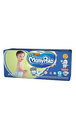 Fralda MamyPoko Fita Tamanho G – 30 unidades